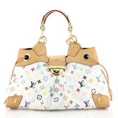 Ursula Handbag Monogram Multicolor