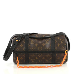 Louis Vuitton Solar Ray Papillon Messenger Monogram Canvas Mini Brown 4411714