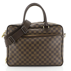 Louis Vuitton Icare Laptop Bag Damier Brown 441393