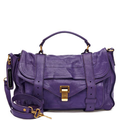 Proenza Schouler PS1 Keepall Leather Medium