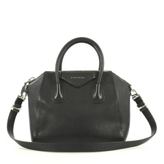 Givenchy Antigona Bag Leather Small Black 442121