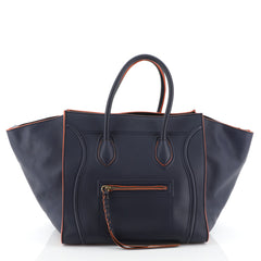 Celine Phantom Bag Smooth Leather Large