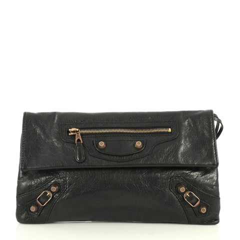 pretty nice latest trends of 2019 new york Envelope Clutch Giant Studs Leather
