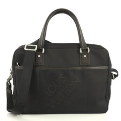 Louis Vuitton Geant Yack Briefcase Limited Edition Canvas