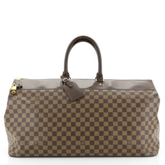 Louis Vuitton Greenwich Travel Bag Damier GM Brown 4480416