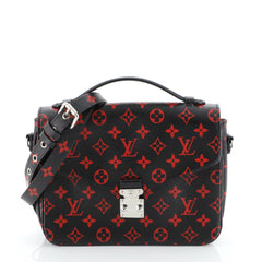 Louis Vuitton Pochette Metis Limited Edition Monogram Infrarouge
