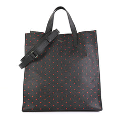 Givenchy Stargate Shopper Tote Printed Leather Large