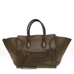 Celine Phantom Grainy Leather Medium