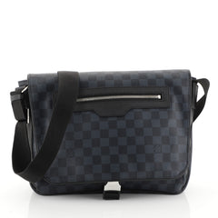 Louis Vuitton Matchpoint Messenger Damier Cobalt Blue 4511128