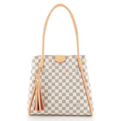 Louis Vuitton Propriano Handbag Damier White 4511192