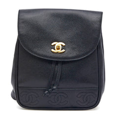 Chanel CC Backpack Caviar