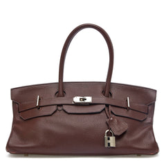Birkin JPG Handbag Leather 42