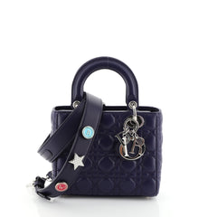 My Lady Dior Bag Cannage Quilt Lambskin