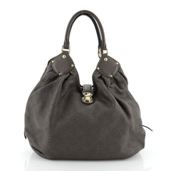 Louis Vuitton XXL Hobo Mahina Leather