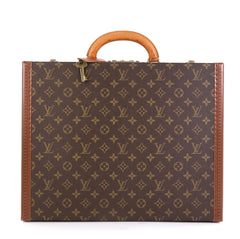 Louis Vuitton President Classeur Briefcase Monogram Canvas