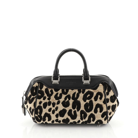 acb4d95408a8a Baby Bag Limited Edition Stephen Sprouse Leopard Chenille