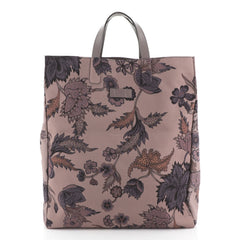 G-Active Knight Tote Flora Canvas Tall