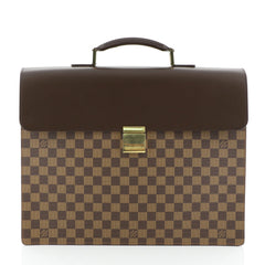 Louis Vuitton Altona Bag Damier GM Brown 456302