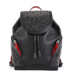 Explorafunk Backpack Spiked Leather