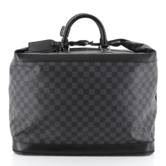 Louis Vuitton Grimaud Handbag Damier Graphite