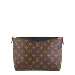 Louis Vuitton Pallas Beauty Case Monogram Canvas Brown 457025