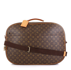Louis Vuitton Packall Handbag Monogram Canvas GM Brown 457631