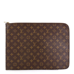 Louis Vuitton Poche Documents Monogram Canvas