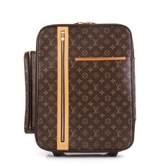Bosphore Luggage Monogram Canvas 50