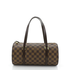 Louis Vuitton Papillon Handbag Damier 30