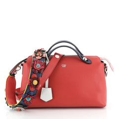 By The Way Satchel Calfskin Small