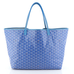 Goyard St. Louis Tote Coated Canvas GM
