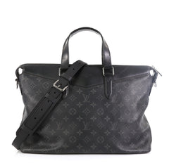 Louis Vuitton Explorer Briefcase Monogram Eclipse Canvas