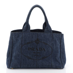 Canapa Tote Denim Small