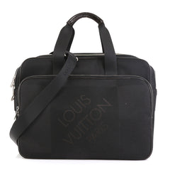 Louis Vuitton Geant Associe Briefcase Limited Edition Canvas GM