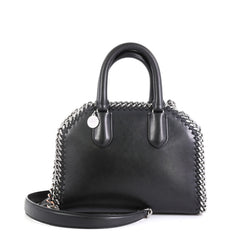 Stella McCartney Falabella Box Top Handle Bag Faux Leather Mini