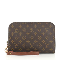 Louis Vuitton Pochette Orsay Monogram Canvas