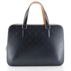 Louis Vuitton Mat Malden Handbag Monogram Vernis