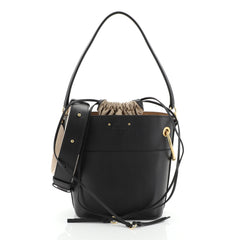 Chloe Roy Bucket Bag Leather Small