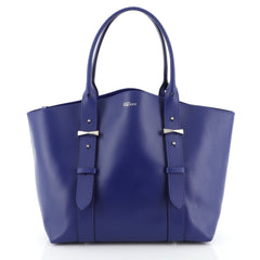 Alexander McQueen Legend Tote Leather Medium