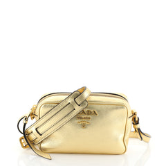 Zip Crossbody Bag Vitello Phenix Mini