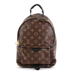 Palm Springs Backpack Monogram Canvas PM