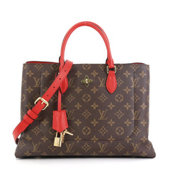 Louis Vuitton Flower Tote Monogram Canvas