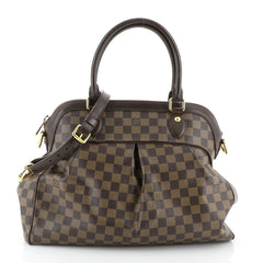 Louis Vuitton Trevi Handbag Damier GM