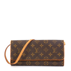 Louis Vuitton Twin Handbag Monogram Canvas GM