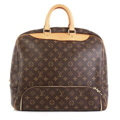Louis Vuitton Evasion Travel Bag Monogram Canvas MM