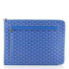 Goyard Sorbonne Document Case Coated Canvas