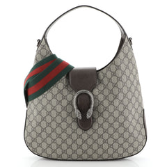 Gucci Dionysus Hobo GG Coated Canvas Medium