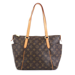 Louis Vuitton Totally Handbag Monogram Canvas PM