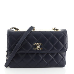 Chanel Trendy CC Flap Bag Quilted Lambskin Medium