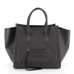 Celine Phantom Bag Smooth Leather Medium